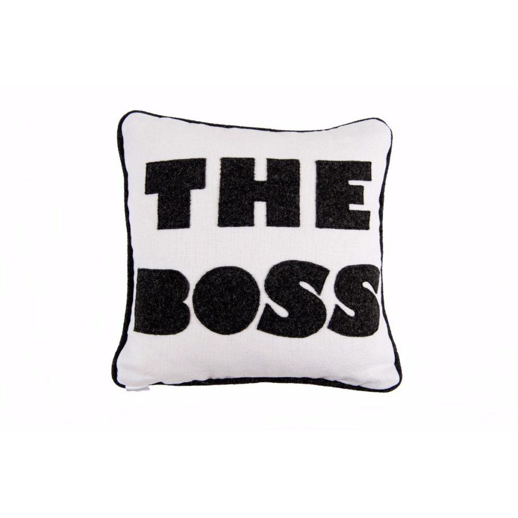 The Boss Cushion