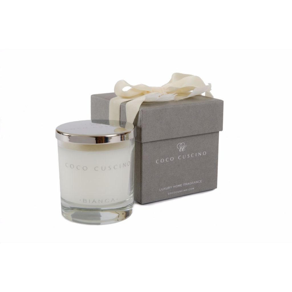 LUXURY HOME CANDLE – BIANCA