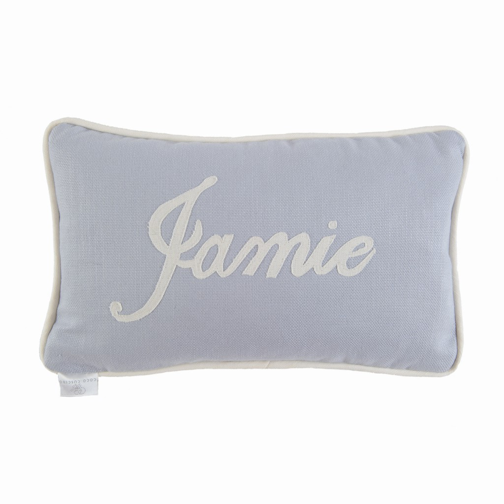 Jamie Cushion (Personalised)