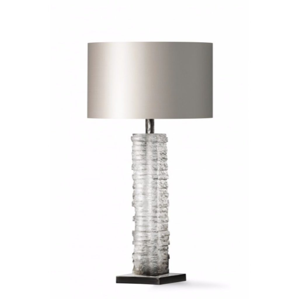 Crystal Strata Lamp