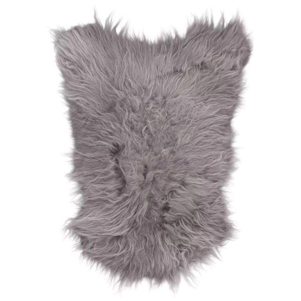 Icelandic Sheepskin – Grey