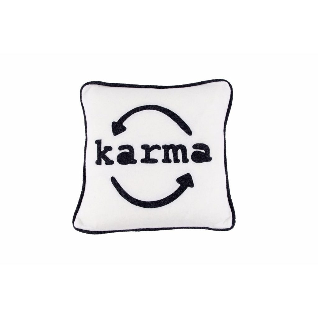 Karma Cushion