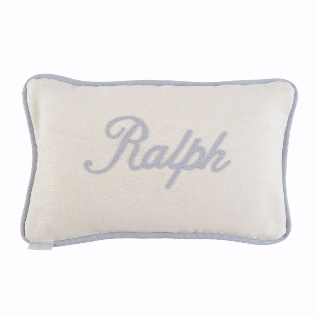 Ralph Cushion (Personalised)