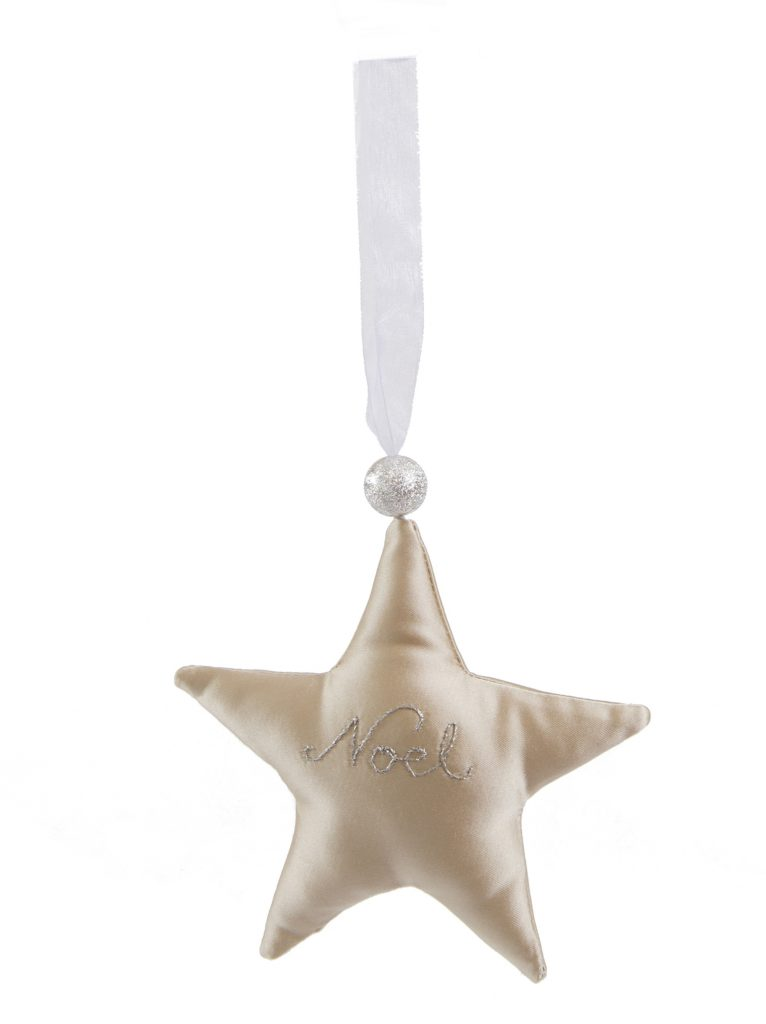 Coco Star (Gold Satin)
