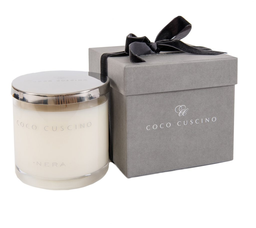 NERA CANDLE  deluxe 3 wick (Warming Spice)
