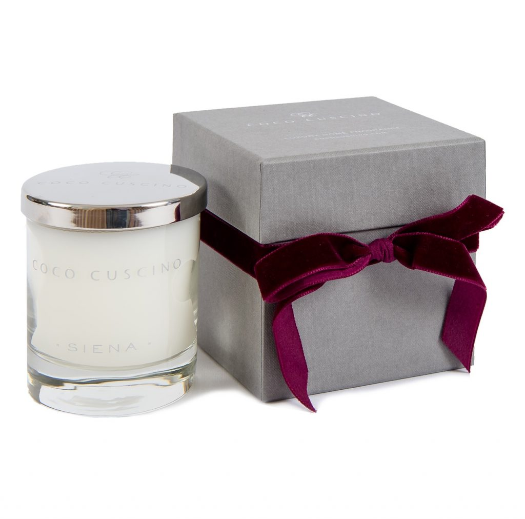 SIENA HOME CANDLE (Pomegranate & Patchouli)
