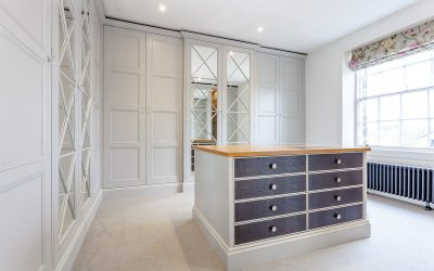 Bespoke Dressing Room York