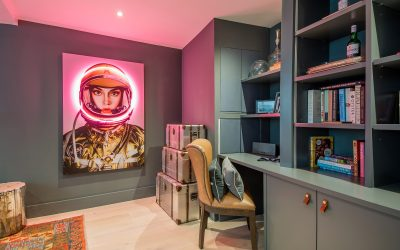Fulham, Styling a West London Home